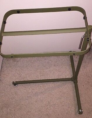 New Military Mash Green Surgical Instrument Tray Stand 6530-00-551-8681