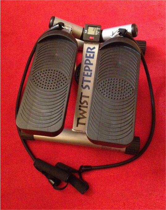 Twist stepperin Headington, OxfordshireGumtree - Twist stepper with arm bands. Good condition. Collection only please from Headington