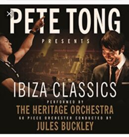 Pete Tong with Jules Buckley Orcestra
