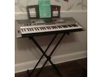 Yamaha PSR 413 brand new condition only used few times comes stand and box 110£
