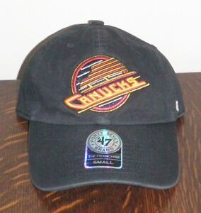 Vancouver Canucks baseball style fitted cap/ hat (new)