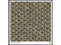 Carpet remnant, 100% wool, grey, 1.6 x 4 sqm new, rug, Edel Telenzo