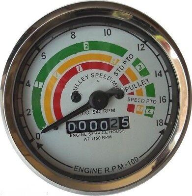 Fordson Power Major Super Major Tractor Tachometer