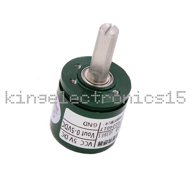 1PCS P3022-V1-CW360 Rotary Hall Angle Sensor 0-360 Degree Full Circle Magnetism