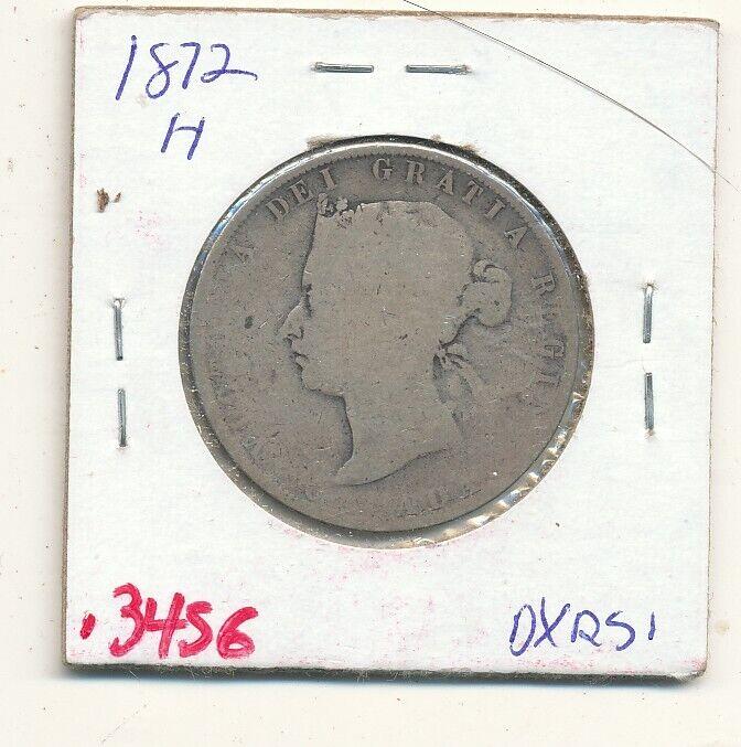1872H Canada half