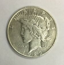 Peace Silver Dollar - Cull - Mixed Dates