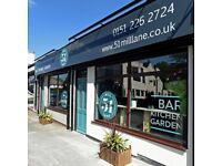 Line Chef - required for a busy small plates restaurant West Derby, Upto £8 p/h. IMMEDIATE START