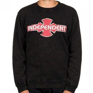 INDEPENDENT-CAMIONES-CO-039-Skate-Cuello-Redondo-Vintage-OGBC-Sudadera-de-chandal