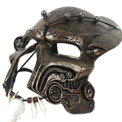 Predator Alien Hunter Primevil Helm Helmet Maske Mask cosplay Kostüm - Alien Hunter Kostüm
