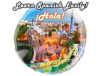 LEARN SPANISH EASILY! ;)