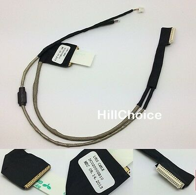 New LCD Screen Cable For Acer Aspire One D250 KAV60 AOD250 Laptop DC02000SB10