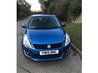 2015 Suzuki Swift 1.2 Sz2 3d with SatNav and Bluetooth