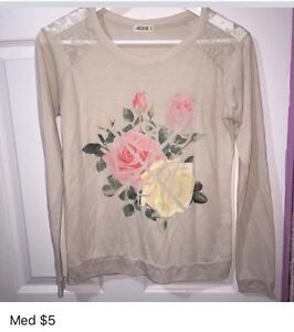 Ladies-small size small and med