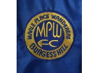 Marle Place Wanderers Football Club