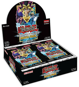 YUGIOH Movie Pack Booster