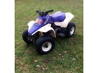 Suzuki LT 80 kids quad bike