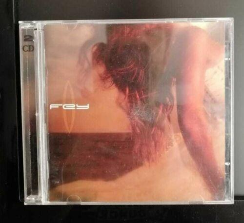 FEY VERTIGO 2 CDs Mexico Mexican edition (thalia shakira)