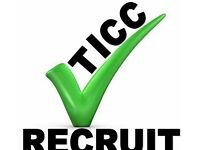 TICC Recruit are Recruiting HGV 1 & 2 Night Drivers