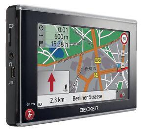 Becker-Traffic-Assist-Z-099-Navigationssystem-Navi-Europa-TMC-Z099