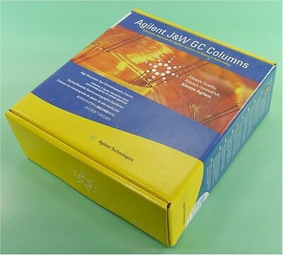 New Agilentvarianbukerjw Gc Capillary Column Cp7682
