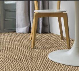 Alternative flooring taj rug (wool viscose mix)