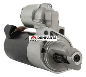 Starter For Mercedes Benz SL CLASS 5.4 Liter SL 550 4.7 Liter