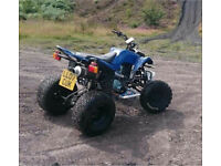 Quad bike 200cc 2007