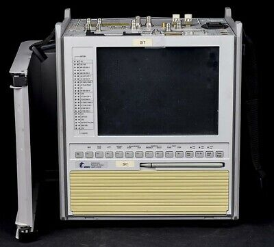 Wandel Goltermann Wwg Ant-20se Portable Industrial Pc Advanced Network Tester