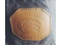 Burberry wax jacket