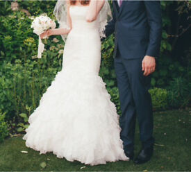 Pronovia 'Davina' wedding dress