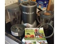 Nutribullet for sale *like new*