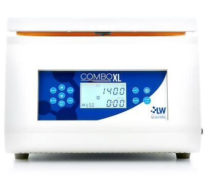New Lw Scientific Combo Xl Swing Out Centrifuge 300-4000rpm Cmc-16sd-50t3
