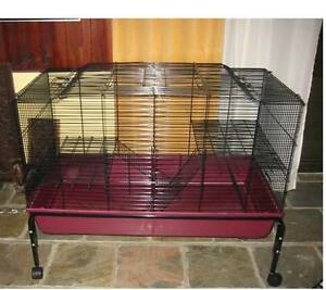 Rabbit, Guinea Pig, Ferret or Rat Cages Black Hill Cessnock Area Preview
