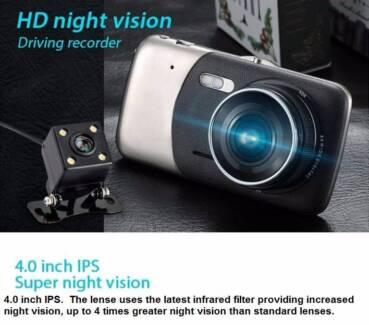 2 in 1 Dual Dash Camera - Reverse Camera