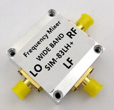 2020 Mini-circuits Mixer Sim-83lh 8ghzlorf 1.7-8ghz Lf Dc-3ghz Cnc Case