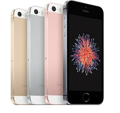 Apple Iphone Se 16Gb 32Gb Gsm   Tracfone Only  Smartphone Cell Phone