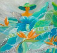 Cours de peinture à l'huile, acrylique, et techniques mixtes