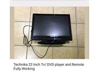 Technika 22 in TV/dvd