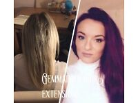 Gemmalous hair extensions peterborough