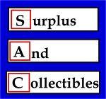 SAC SURPLUS STORE