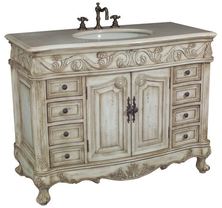 How To Turn A Dresser Into A Bathroom Vanity Ebay