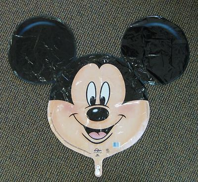 New Disney Anagram Mickey Mouse Head Mylar Balloon LARGE Party Decorations  - Disney Halloween Party Decorations