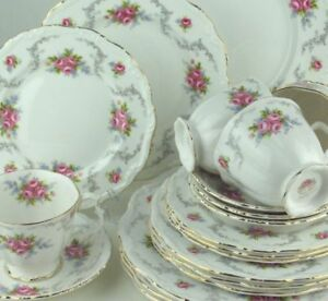 77 Marceau Royal Albert Tranquility Bone China Kitchenware