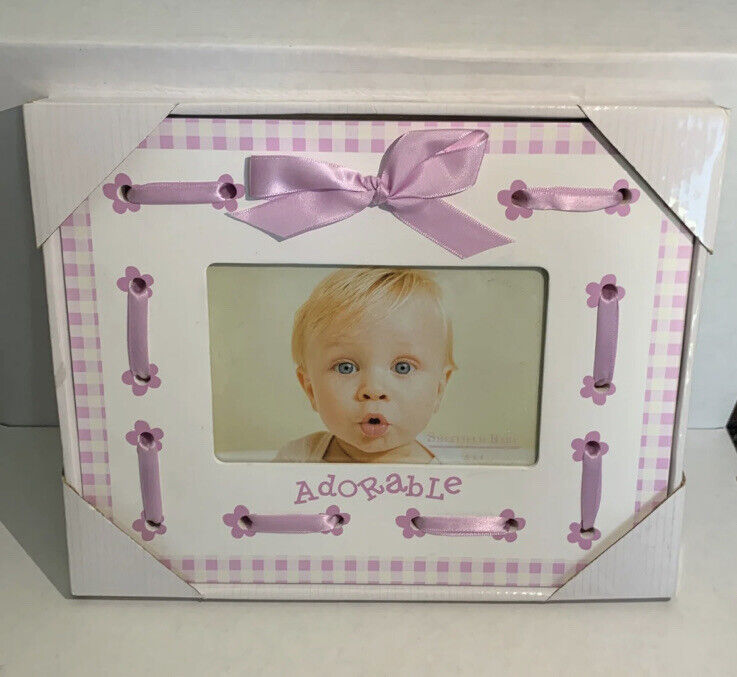 Shuffield Home Baby Picture Frame