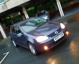 Volkswagen Golf 1.9 TDi MK5 MATCH AUTOMATIC DSG FULLY LOADED! HEATED LEATHERS! Not gtd gti gt px