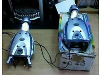 2 x Acme irock 7s 250 MSD scanners