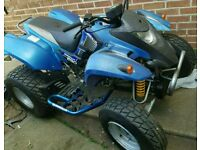 Quadzila 250cc