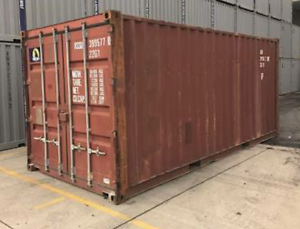 Wanted Shipping Container  for RSL cenotaph  project Underwood Launceston Area Preview