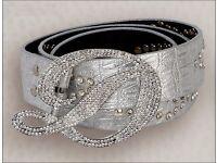 Designer Belt by Donna Vinci