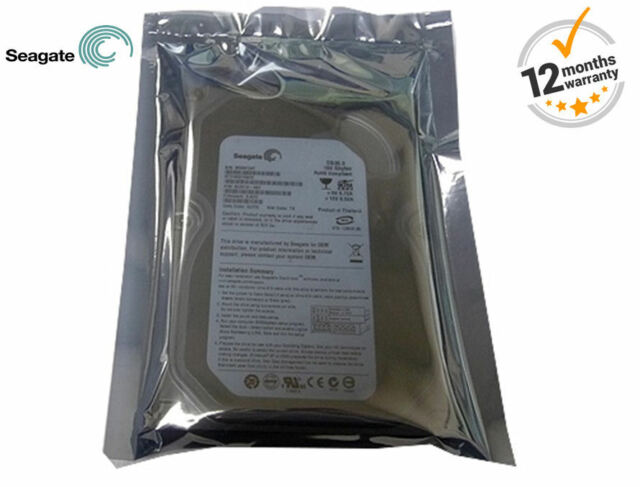 "3.5"" IDE Desktop PATA Hard Drive HDD 120GB Major Brands WD Seagate Maxtor"